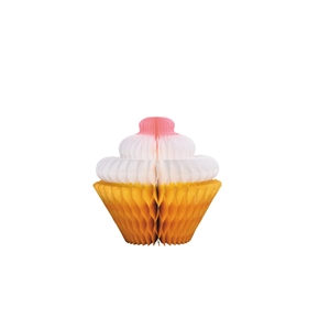 Small Cupcake Paper Decoration