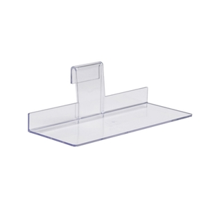 Grid flat shelf