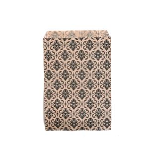 5x7 Paper Bag Damask