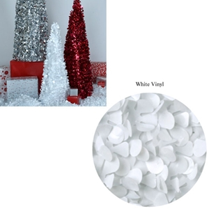 white display sheeting vinyl hanging paper decorations