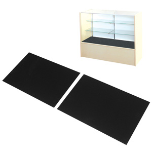 display case pad