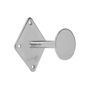 Fitting room hook 3 inch