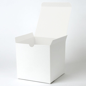 7x7x7 White 1pc gift box
