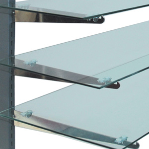 12x48 Glass Shelving Gs 1248 Firefly Solutions