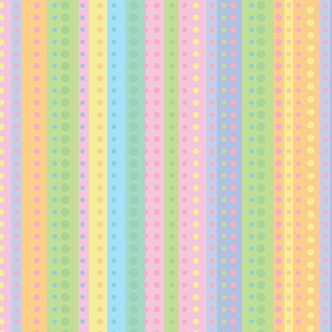 dotty stripe baby gift wrap