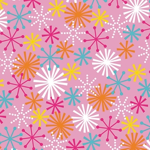 Party Pow! Gift Wrap