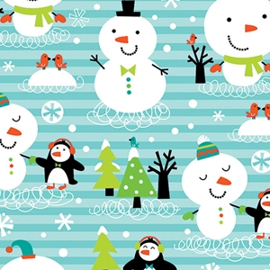Chilly Chums Gift Wrap Category