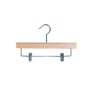 Children's Natural Wood Pant Hanger