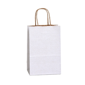 5 1/2 x 3 1/4 x 8 3/8 Paper Shopping Bag Category