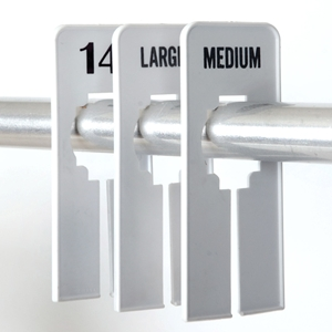 Oblong size dividers