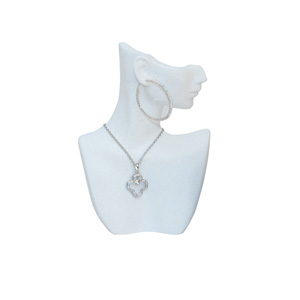 Polystyrene venus earring displayer