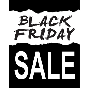 22x28 Black Friday Poster