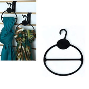 Round Scarf Hanger Firefly Store Solutions