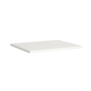Shelving 10 x 23-3/4 white