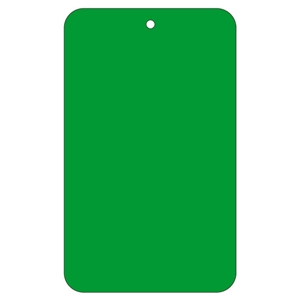 dark green tag unstrung price tags