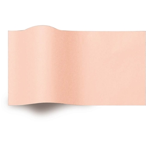 Solid Color Blush Tissue Paper