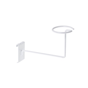 Millinery displayer white