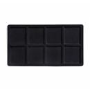 Black Flocked Accessories Tray Liner Category