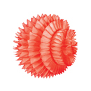 coral paper aztec ball hanging paper decorations