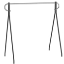"Single Bar Garment Rack - 54"" H"