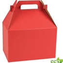 Gable Box Really Red 9""