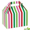 _100,Santa Stripe Gable Box