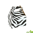 "Zebra Stripes Gable Box 4"" x 2-1/2"" x 2-1/2"""