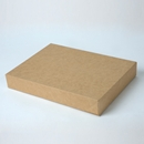 11.5x8.5x1-5/8 kraft apparel box