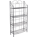 Vintage 4-Shelf Unit