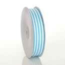Striped Blue Ribbon