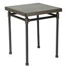 Industrial Piping Square Table