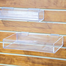 Acrylic display tray 8Wx16L