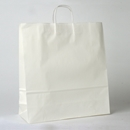 white paper shopping bag 16x6x15.5