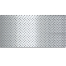 Diamond Plate 3D Textured Decorative Wall Panel
