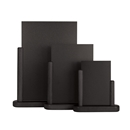 Elegant Table Top Chalkboards with black frame