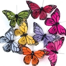 Garland butterflies