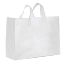 16x6x12 Clear frost shopper