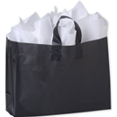 16x6x12 Black frost shopper