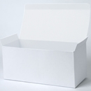 10x4.5x4.5 White 1pc gift box