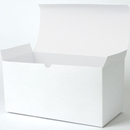 12x6x6 White 1pc gift box