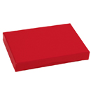 Pop-Up Gift Card Box Red