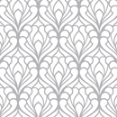 deco flourish wedding gift wrap