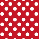cheery dots holiday gift wrap