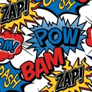 superhero celebration gift wrap