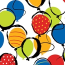 balloon pop celebration gift wrap