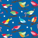 Holiday Tweets Gift Wrap Category