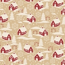 Home for Christmas Kraft Gift Wrap Category
