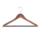 Brown Distressed Wooded Suit Hanger