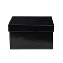 "Very wide bracelet jewelry box 3-1/2"" x 3-1/2"" x 2"""