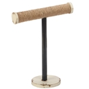 Jute Necklace T-Bar Stand